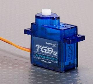 servo TG9e 9g long