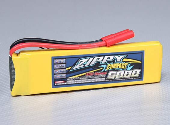 Zippy Li-Pol 5000/2  25C